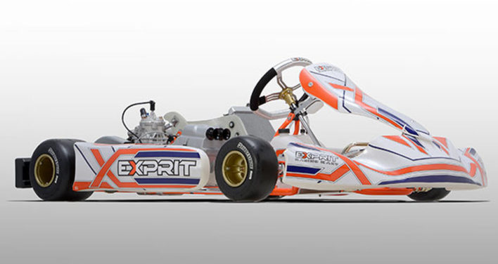 Rennkart Chassis Exprit 2017