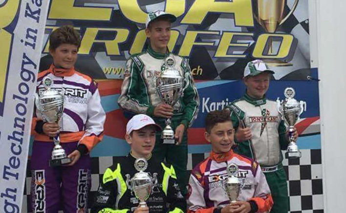 Vega Trofeo Vesoul 2017 - Top5 Junioren