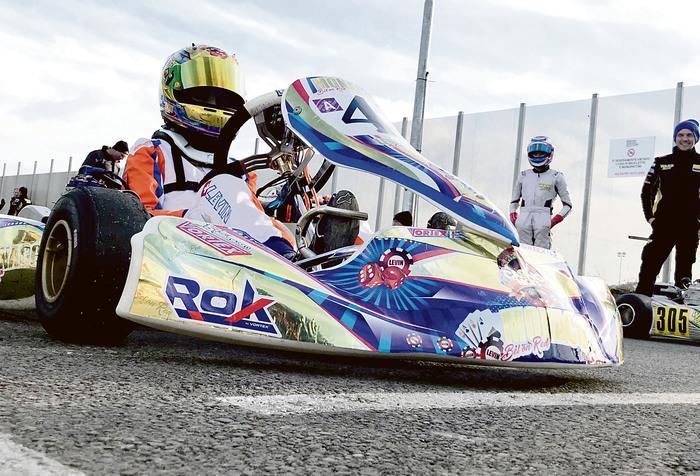 Levin Lovrenovic, Exprit Team, X30 Junior